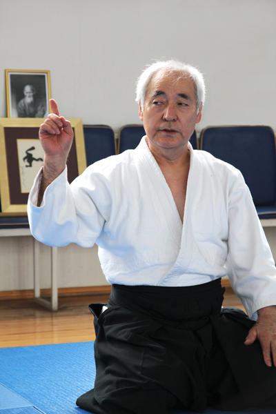 Тецутака Сугавара айкидо
